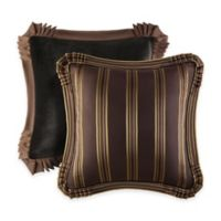 J. Queen New York™ Coventry European Pillow Sham in Brown