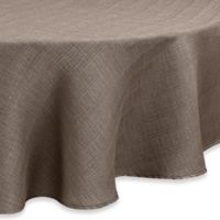 Noritake® Colorwave 90-Inch Round Tablecloth in Clay