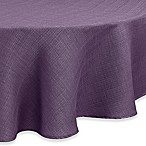 Noritake® Colorwave 60-Inch Round Tablecloth in Plum