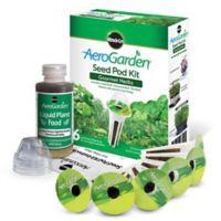 AeroGarden® Miracle-Gro® Gourmet Herb 6-Pod Seed Kit