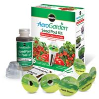 AeroGarden® Miracle-Gro® Red Heirloom Cherry Tomato 6-Pod Seed Kit