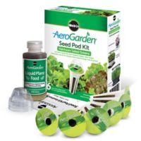AeroGarden® Miracle-Gro® Heirloom Lettuce 6-Pod Seed Kit