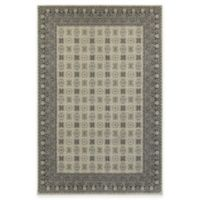 Oriental Weavers Richmond Border 7-Foot 10-Inch x 10-Foot 10-Inch Area Rug in Ivory