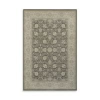 Oriental Weavers Richmond Traditional Medallion 1-Foot 10-Inch x 3-Foot Accent Rug in Brown