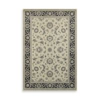 Oriental Weavers Richmond Limon 7-Foot 10-Inch Round Area Rug in Ivory