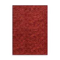 Oriental Weavers Harper Tribal Geometric 6-Foot 7-Inch x 9-Foot 6-Inch Area Rug in Red
