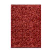 Oriental Weavers Harper Tribal Geometric 7-Foot 10-Inch x 10-Foot 10-Inch Area Rug in Red