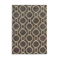 Oriental Weavers Harper Modern Circles 7-Foot 10-Inch x 10-Foot 10-Inch Area Rug in Grey
