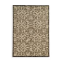Oriental Weavers Harper Circles 7-Foot 10-Inch x 10-Foot 10-Inch Area Rug in Charcoal