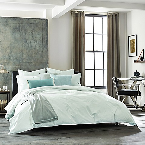 Buy Kenneth Cole New York Escape King Duvet Cover In Sea