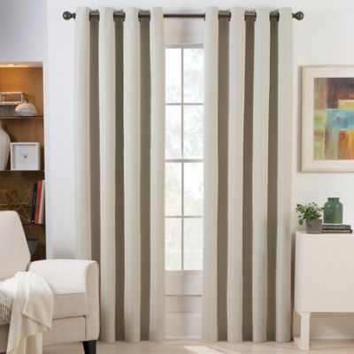 Buy Room Darkening Grommet Curtains from Bed Bath & Beyond