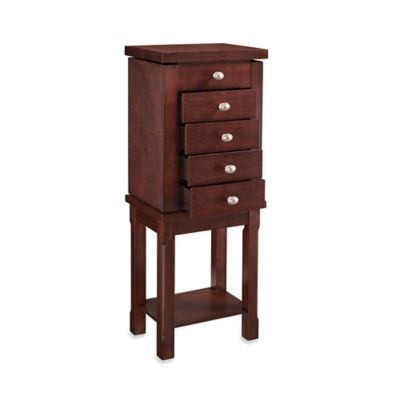 Buy Jewelry Armoire from Bed Bath Beyond