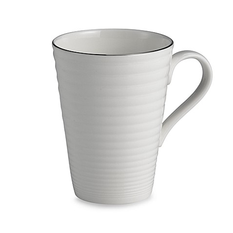 Gordon Ramsay White 11 1/2-Ounce Mug