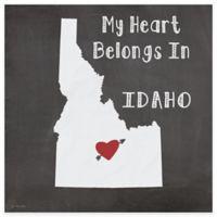 "Thirstystone® ""My Heart Belongs in Idaho"" Coasters (Set of 4)"