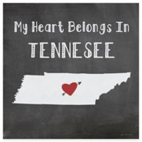 """Thirstystone® """"My Heart Belongs in Tennessee"""" Coasters (Set of 4)"""