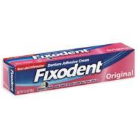 Fixodent 2.4 oz. Original Denture Adhesive Cream