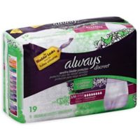 Always® Discreet 19-Count Small/Medium Maximum Underwear for Incontinence