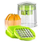 The Test Kitchen Citrus Wedger, French Fry and Vegetable Cutter