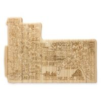 Totally Bamboo St. Paul Minnesota Cutting/Serving Board
