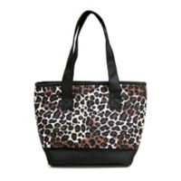Fit & Fresh® Anna Insulated Lunch Tote in Cheetah