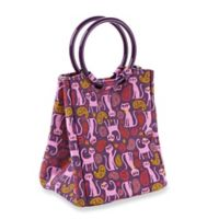 Fit & Fresh® Kids Lauren Insulated Lunch Bag in Paisley Cat