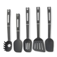 Calphalon® Nylon Utensils 5-Piece Set in Black