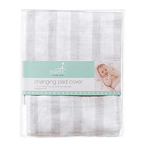 Aden + Anais® Changing Pads Covers