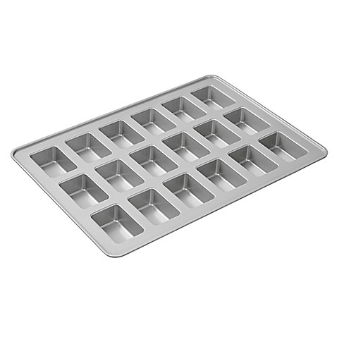 Wilton 174 Bake More 18 Cavity Mini Loaf Pan Bed Bath Amp Beyond
