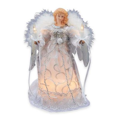 Buy Christmas Tree Toppers From Bed Bath Beyond - Christmas Tree Angel Toppers