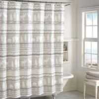Saranac Shower Curtain