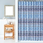 Bluestone Court Ashwin Shower Curtain