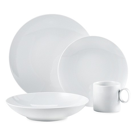sc 1 st  Bed Bath \u0026 Beyond & Rosenthal Thomas Loft Dinnerware in White - Bed Bath \u0026 Beyond
