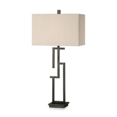 Uttermost Demer Oil Rubbed Bronze Table Lamp - Buy Oil Rubbed Bronze Table Lamp From Bed Bath & Beyond