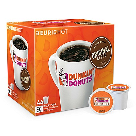 Bed Bath And Beyond Dunkin Donuts K Cups