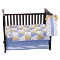 The Peanut Shell® Stargazer 4-Piece Crib Bedding Set