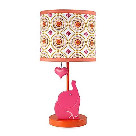 Baby Elephant Lamp