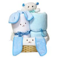 2b297cf4b824 Silly Phillie® Creations Snuggle Bunny Gift Basket in Blue