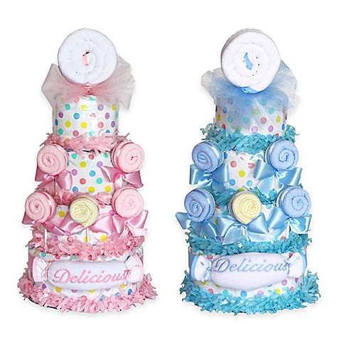 Diaper Cake Shower Gift