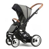 Mutsy Evo Urban Nomad Stroller in Black/Light Grey