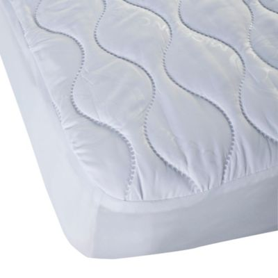 cleanbrands cleanrest waterproof crib mattress pad - Waterproof Mattress Pad