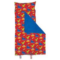 Stephen Joseph Allover Dino Print Nap Mat Red/Blue
