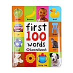 """First 100 Words"" Book by Roger Priddy"