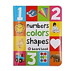 Numbers Colors Shapes  Book by James Dean