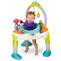 "ExerSaucer® by Evenflo® Fast Fold + Go™ ""D"" is for Dino Activity Learning Center"