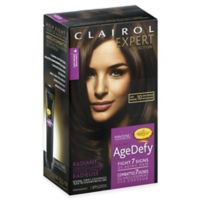 Clairol® Expert Collection Age Defy Hair Color in 4 Dark Brown