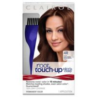 Clairol® Nice'n Easy Root Touch-Up Permanent Hair Color in 4R Dark Auburn