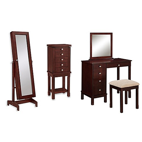 Linon Home Julia Vanity Furniture Bed Bath Beyond