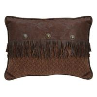 HiEnd Accents Del Rio Envelope Pillow in Brown