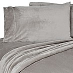 Berkshire VelvetLoft® King Sheet Set in Grey