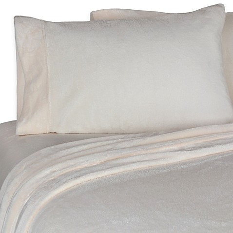buy berkshire velvetloftr queen sheet set in ivory from With berkshire velvetloft sheets